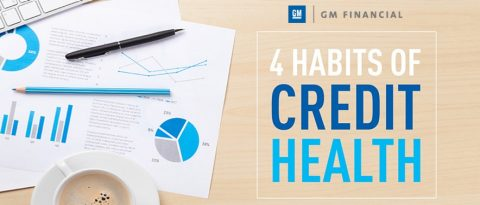 Four Habits of Credit Health